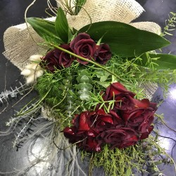 Fairy Tale Magic Red Rose Bouquet